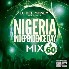 NIGERIA @ 60 PARTY MIX - DAVIDO, WIZKID, TENI, SLIM CASE, KIZZ DANIEL, WANDE COAL, 2BABA