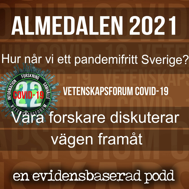 Almedalen 2021: Hur vi når ett pandemifritt Sverige