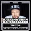 DJ Sasha Born x Andrea Laddo - Tik Tok (DJ De Maxwill Mashup)