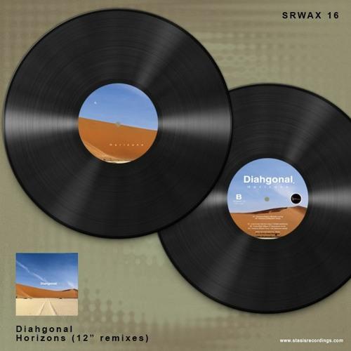 "Diahgonal - Horizons (12"" Remixes)  |  SRWAX16"