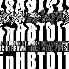OTW Premiere: Echo Brown X Flowdan - Gully Dance [inHabit Recordings]