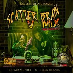 Scatter Brain V- Mix ft. Conway the Machine X Lojik Reazon X JID