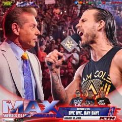 "#335: Adam Cole says ""Bye Bye, bay-bay!"" ¦ NXT re-brand? ¦ CM Punk denial? ¦ King of the Mic FINAL!"