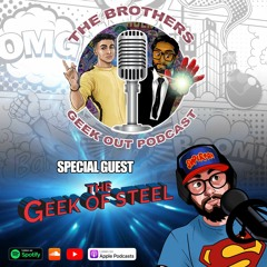 Special Guest The Geek Of Steel - Passion