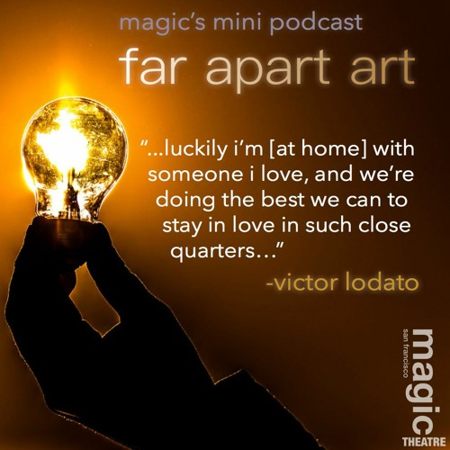 Ep. 8 || Playwright Victor Lodato (Magic: Arlington, 3F, 4F, The Eviction)