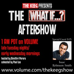 """The """"What If"""" Aftershow: Episode 6"""