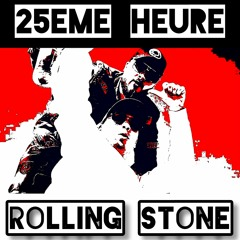 Mbz Ft Sabre - Rolling Stone [ 25EME HEURE ]
