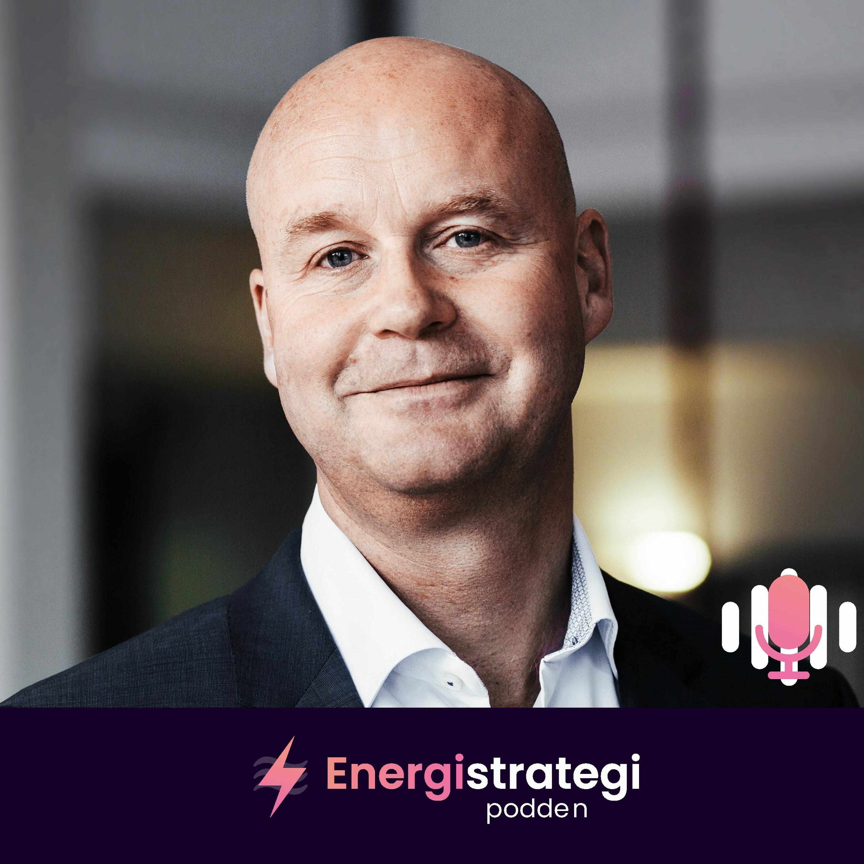 #64 - Johan Mörnstam, Senior Vice President - Energy Networks Europe at E.ON