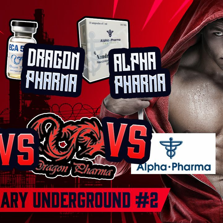 Evolutionary Underground #2 - Geneza pharma, Dragon Pharma, Alpha Pharma