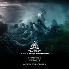 PREMIERE: Spintribe - Details (Original Mix) [Digital Structures]