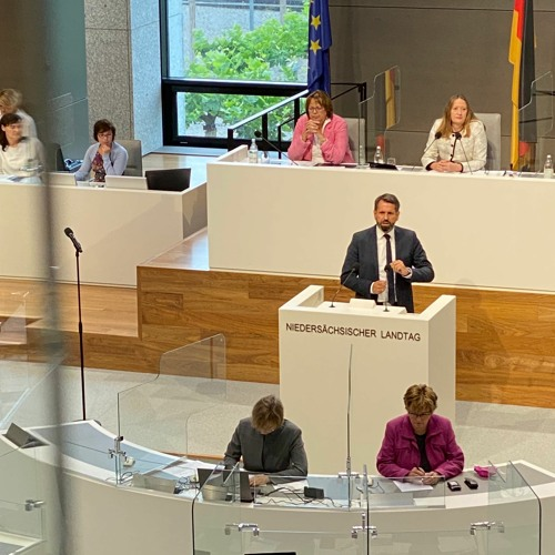Niedersächsischer Landtag: Rede Niedersächsischer Weg