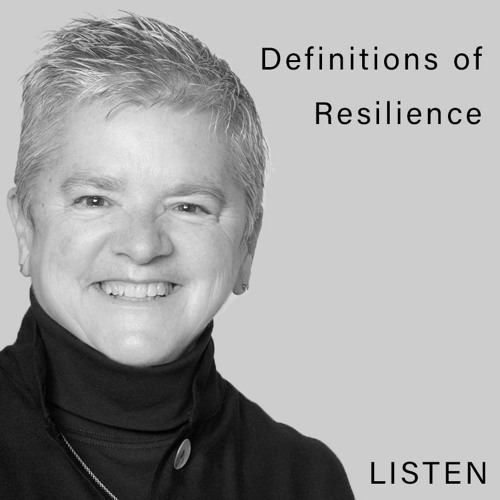 Joanne Hunt - Definitions Of Resilience