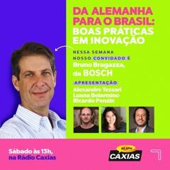 Viajando na Inovação #91 - Da Alemanha para o Brasil: boas práticas em inovação