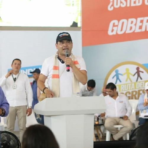 Creación GOES Cundinamarca