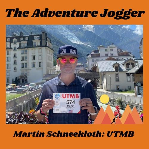 Martin Schneekloth: UTMB