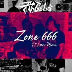 Angelo La Flare X Luno Moon- Zone 666 [Prod By Kexz The God]