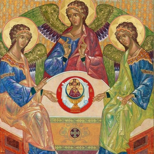 Homily for Holy Trinity