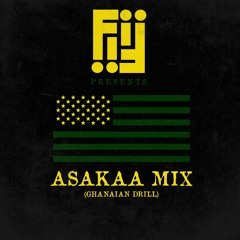 Ghana Drill Mix By Dj FiiFii (Asakaa Mix )