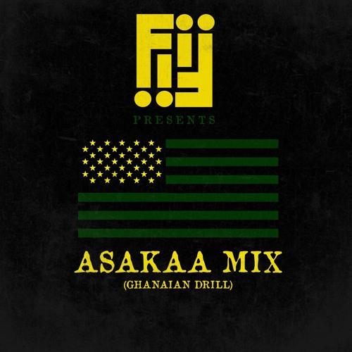 Ghana Drill Mix By Dj FiiFii (Asakaa Mix )
