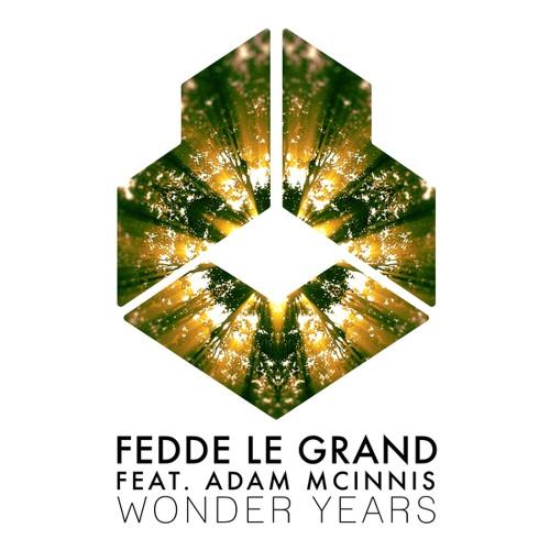 Fedde Le Grand feat. Adam McInnis - Wonder Years
