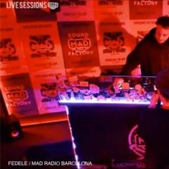 Fedele X MAD Radio Barcelona