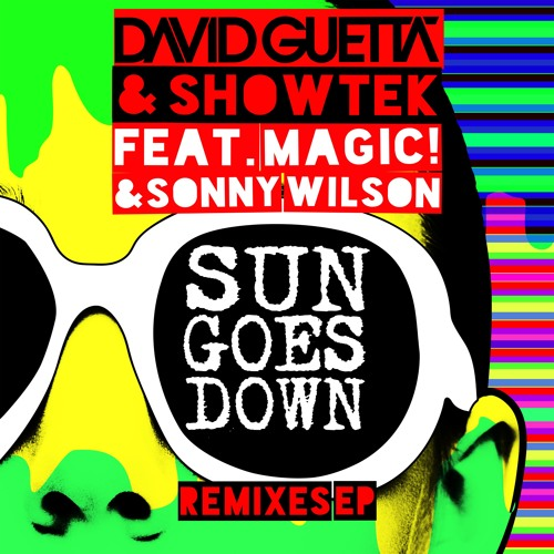 David Guetta & Showtek x Quintino & Yves - Sun Goes Down 2016 (KriZ Van Dee & DE7W5ON Mix)