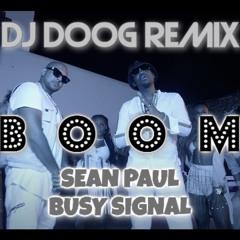 SEAN PAUL BUSY SIGNAL   DJ DOOG REMIX