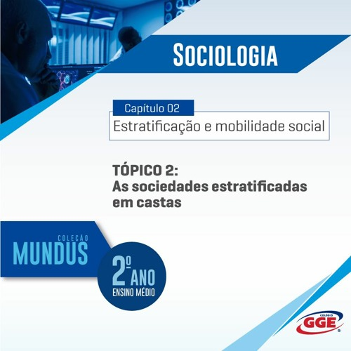 PAP GGE   Mundus do 2º ano   (Sociologia - Cap. 2 - Tópico 2)