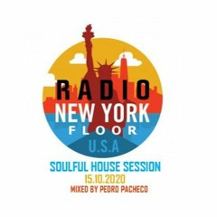 Soulful House Session For Web Radio New York Floor U.S.A 15.10.2020