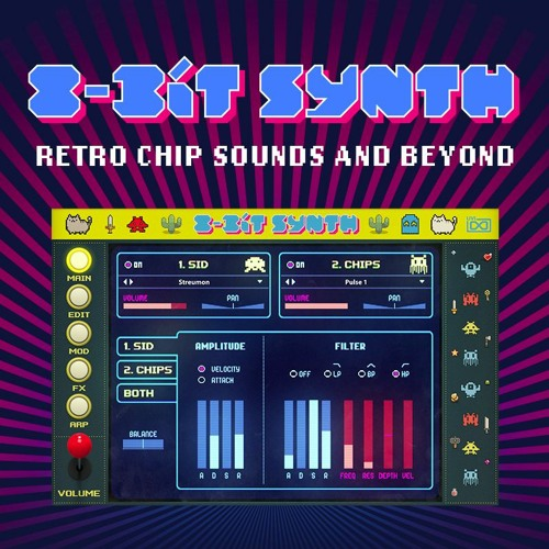 8-Bit Synth - Retrogaming Championship by TORLEY