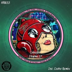 Premiere : Colinaze - Oceanic 6 (Cooke Remix) (HR033)