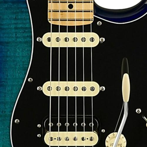 Sample Guitar - Blues