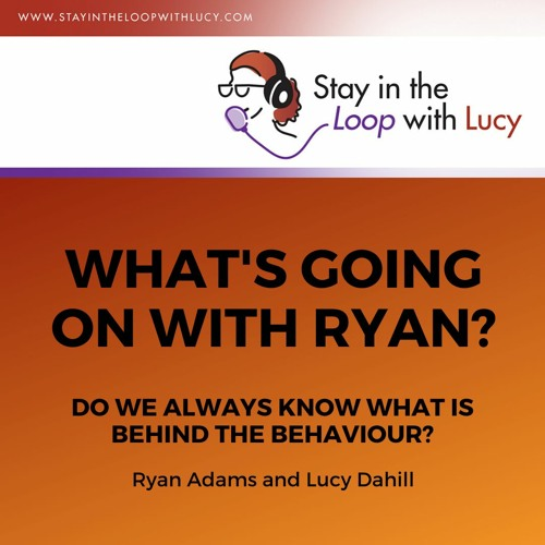 What's going on with Ryan?