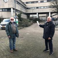 2021 - 02 - 04 Bewoners Bockhorst Bang Voor Parkeeroverlast Plesmanlaan100
