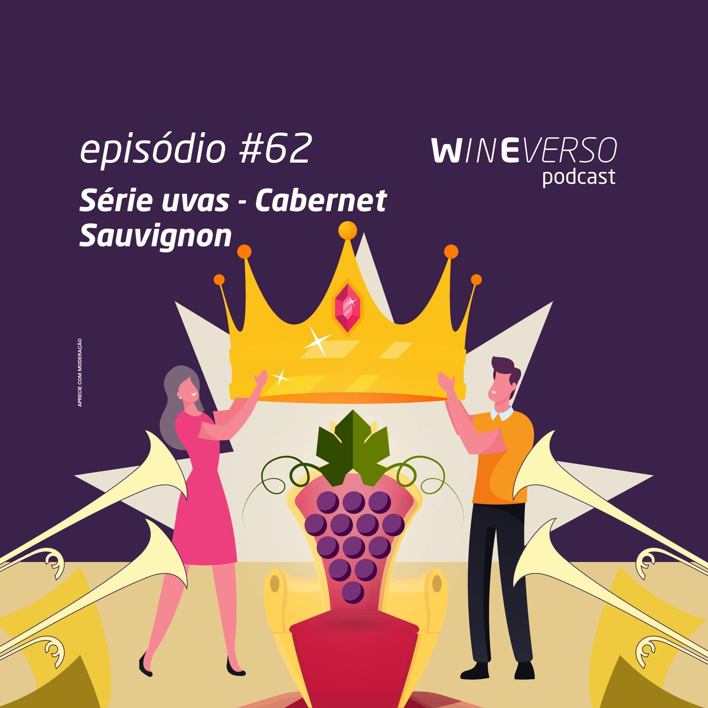 Série uvas - Cabernet Sauvignon