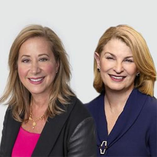 Sally Susman, Pfizer & Lisa Sherman, The Ad Council
