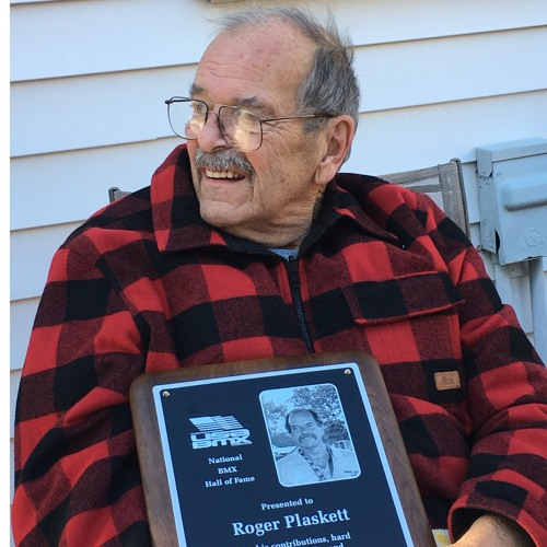 HOF Induction Surprise - Roger Plaskett