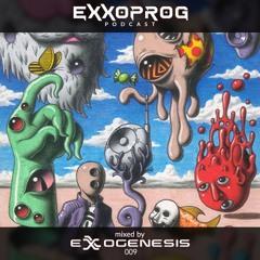 EPP009 - ExxoProg Podcast - Exxogenesis