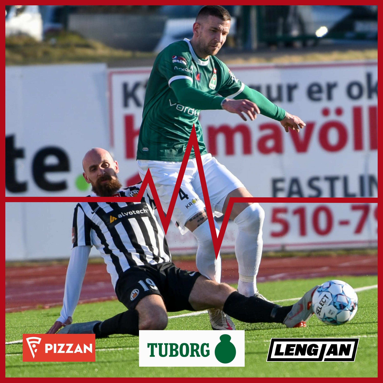 Helgaruppgjör Dr. Football - Þessi hnífur á að vera þungur!