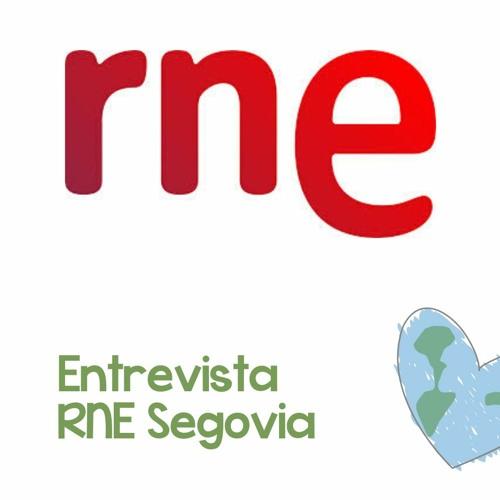 Entrevista en RNE Segovia - Mónica Moral
