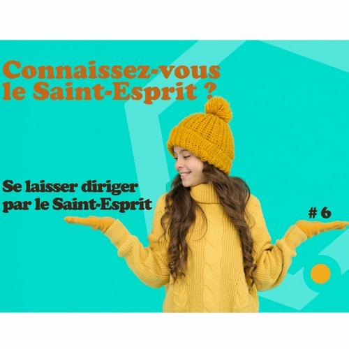 02 02 2020 PF Se Laisser Diriger Par Le Saint - Esprit