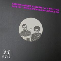 Fabian Haneke, Divine (NL) - All My Lovin (Dubstrumental Mix)