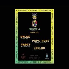 き PineApple Art & MuSic CollecTive ShowCase 11-07-20 な  Live by Sylex (AmsTerDam)