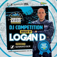 DJ QUIGLY INNOVATION LOGAN D COMPETITION MIX #dnbweekender