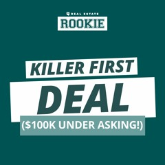 Rookie Podcast 119: A Single-Mom's Second Chance at Success with Real Estate Investing