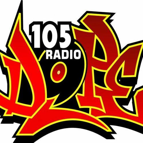 105 Dope Radioshow // 2002 mit Lukie Wyniger & DJ Rude - Livegast: DJ Kalle Kuts
