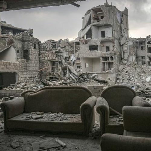Una década de guerra en Siria: diez años de emergencia humanitaria