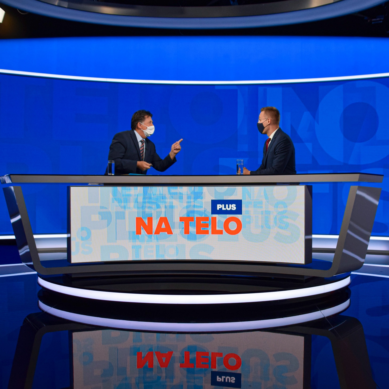 Na telo plus (19.10.): Ján Budaj