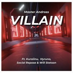 K/DA - VILLAIN 「Male Cover」【ft. Kuraiinu, Hyurno, Social Repose & Will Stetson】