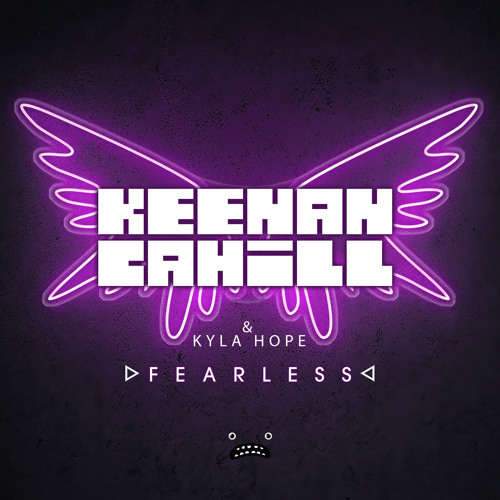 Keenan Cahill & Kyla Hope - Fearless (KR Remix) [Bass Rebels]